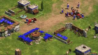 Age of Empires DE Greece Acropolis