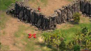 Age of Empires DE TC Ascent of Egypt Skirmish