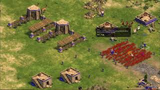 Age of Empires DE TC Ascent of Egypt The River Outpost