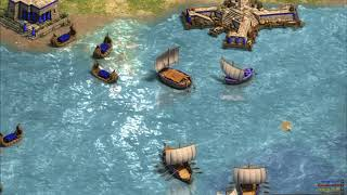 Age of Empires DE TC Ascent of Egypt A Wonder of the World