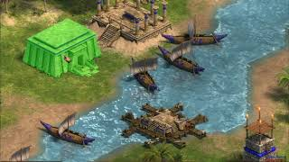 Age of Empires DE TC Ascent of Egypt The Siege In Canaan